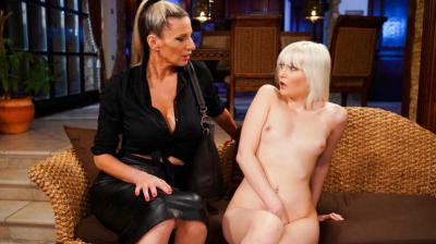 OldYoungLesbianLove Conchita And Miss Melissa Step-Mom Saves The Night